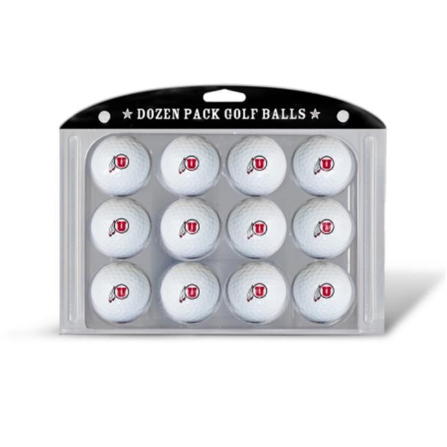Team Golf 80503 Utah Utes Dozen Ball Pack - image 1 de 1