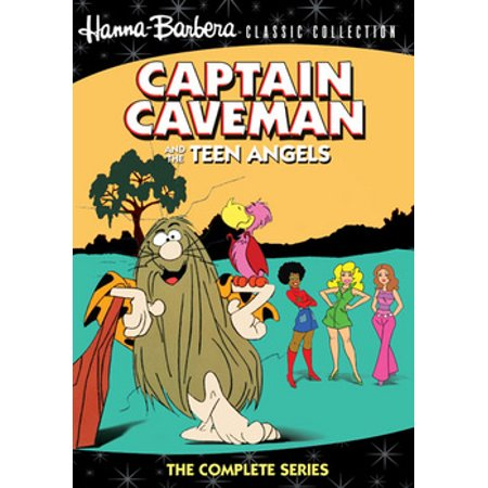 Captain Caveman and the Teen Angels: The Complete Series (Angels 2002 World Series)