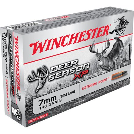 Winchester 7mm Remington Mag. 20 Rds