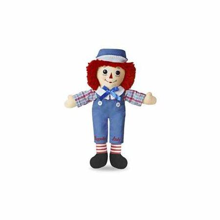 Medium Raggedy Andy Classic Doll by Aurora -