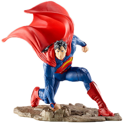 Schleich DC Universe, Superman, Kneeling Toy Figure