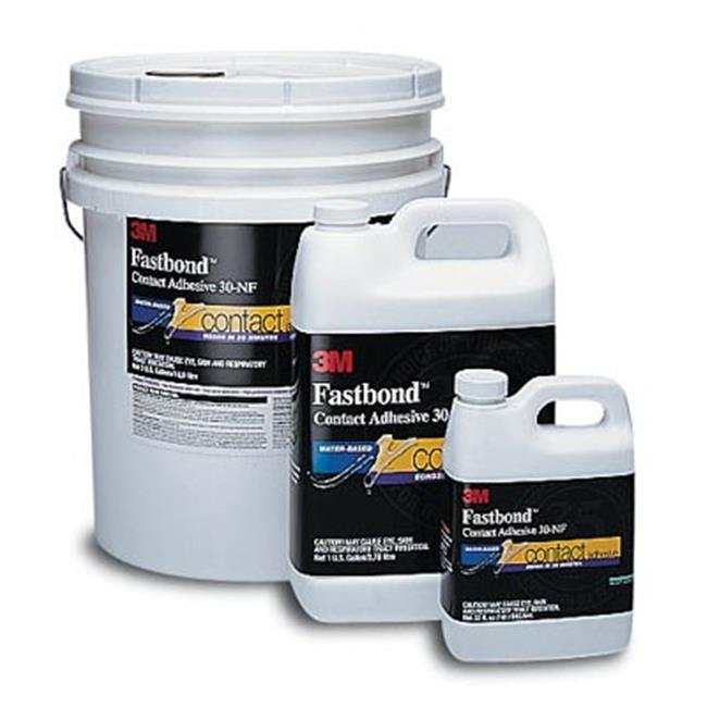 3M 3M21180 Fastbond Contact Adhesive 30-Nf Quart - Neutral