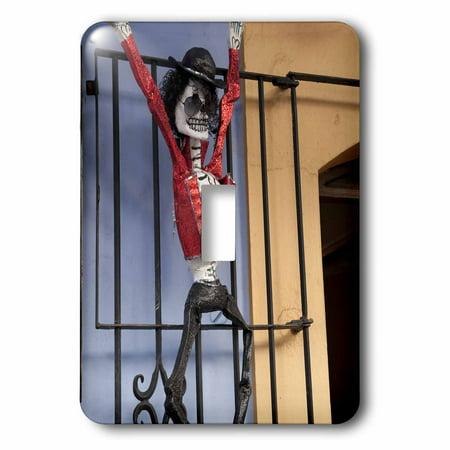 3dRose Mexico, Michael Jackson, Day of the Dead - SA13 JME0358 - John and Lisa Merrill, 2 Plug Outlet (Jackson Outlets Stores)