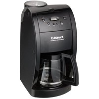 Cuisinart DGB500BK Grind & Brew, Black(Certified Refurbished)