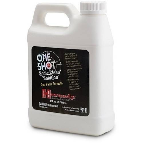 Hornady Lock-N-Load Sonic Cleaners Solution