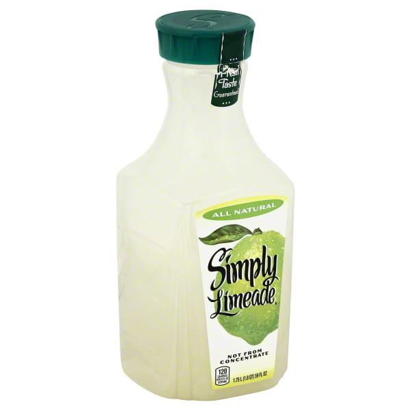 Simply Limeade Juice, 59.1 Fl Oz