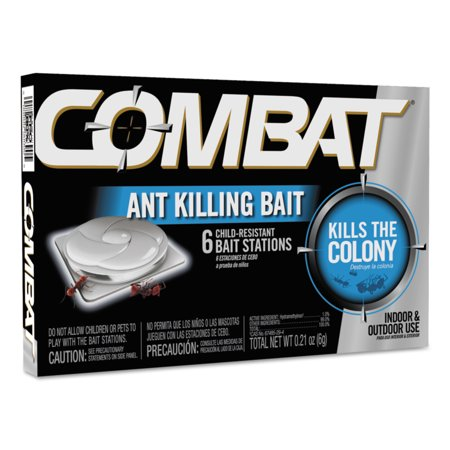 Combat Combat Ant Killing System, Child-Resistant, Kills Queen & Colony,