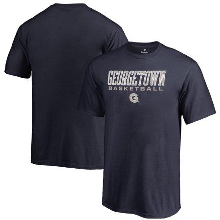 new products 51caa e2591 Georgetown Hoyas Fanatics Branded Youth True Sport Basketball T-Shirt - Navy