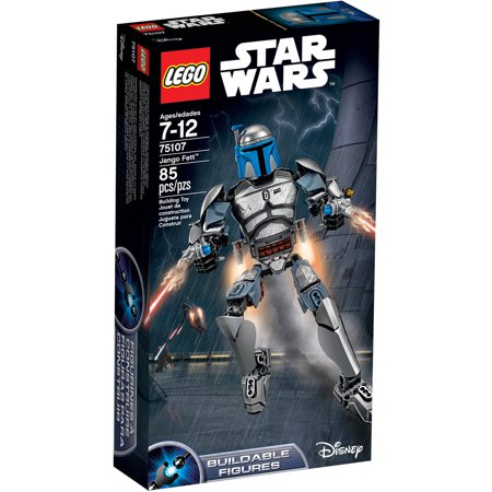 Lego Star Wars Jango Fett 75107