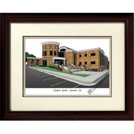 Party City Kennesaw Ga (Campus Images GA986R Kennesaw State University Alumnus Lithograph)