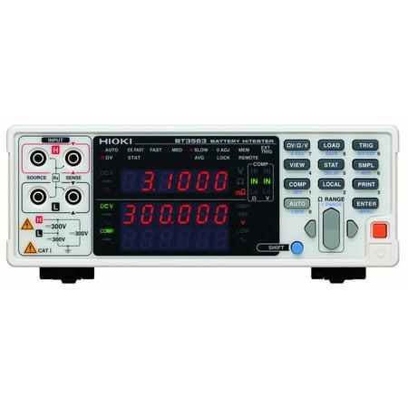 Battery Impedance Tester - Hioki BT3562 6V/60V Battery Impedance Tester