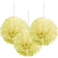 Efavormart 12 PCS Paper Tissue Wedding Birthday Party Banquet Event Festival Paper Flower Pom Pom-6 inch