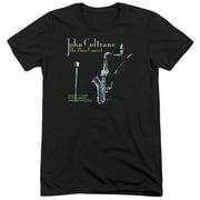 John Coltrane Paris Coltrane Mens Tri-Blend Short Sleeve Shirt