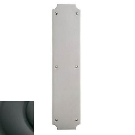 Baldwin Scalloped Push Plate (Baldwin Push Plates)