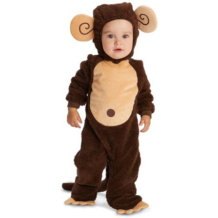 lovely monkey infant halloween costume