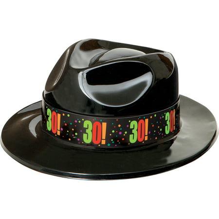 Birthday Cheer 30th Gangster Hat