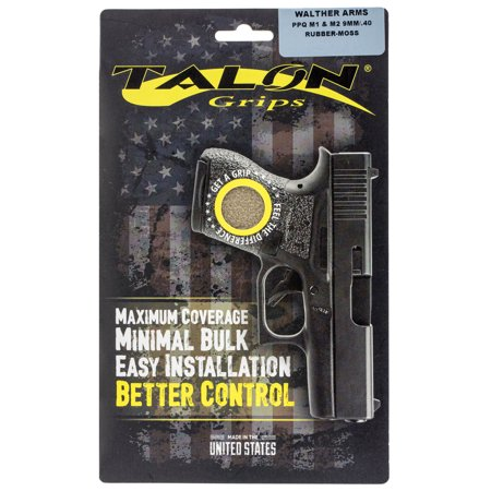 Talon Grips 602M Adhesive Grip Walther PPQ M1/M2 Textured Rubber