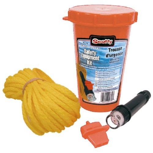 Scotty Small Vessel Safety Equipment Kit by Scotty