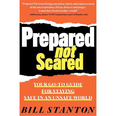 Prepared Not Scared : Your Go-To Guide for Staying Safe in an Unsafe World - Scare Your Friends Prank