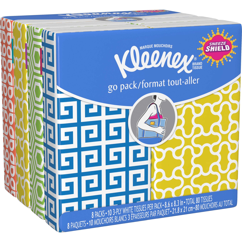 Kleenex Everyday Facial Tissue