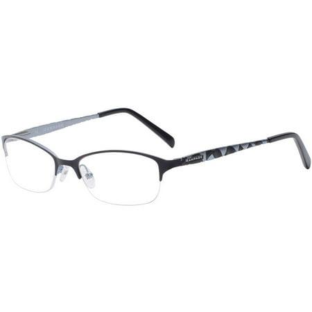 Rampage Women\'s Eyeglass Frames, Black - Walmart.com