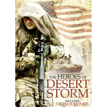 The Heroes Of Desert Storm ( (DVD)) (Looking For Heroes Of The Storm Team)
