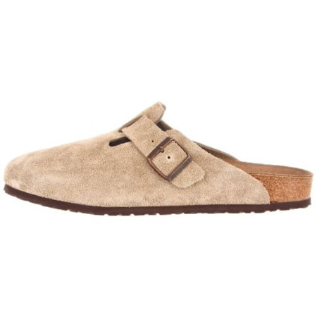 88a5bdcb6bab Birkenstock Mens Boston Leather Slip On Casual Clogs - image 2 of 2 ...