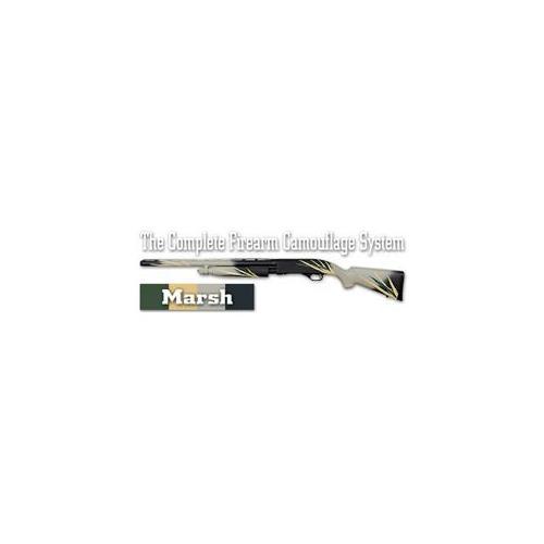 Lauer Custom Weaponry TID7 Marsh CamoPak with Peel N Spray