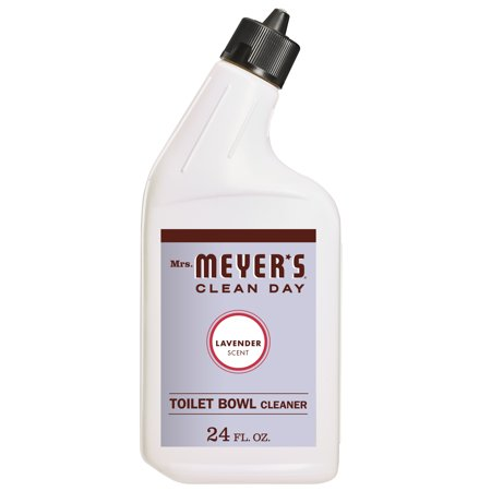 Mrs. Meyer's Clean Day Liquid Toilet Bowl Cleaner, Lavender Scent, 24 ounce bottle ()