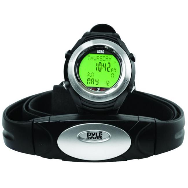 Pyle Heart Rate Sports Watch with USB - PHRM20