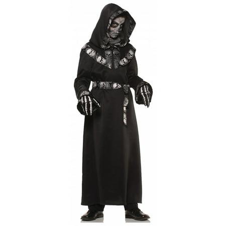 Skull Master Child Costume - Large