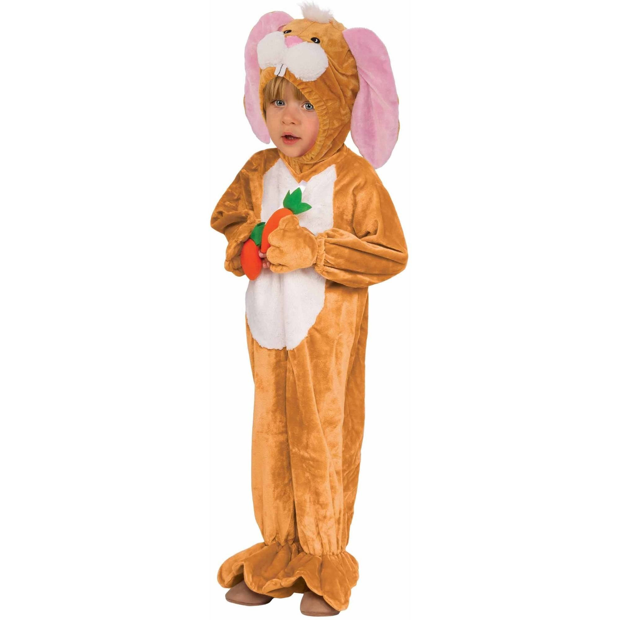 Funny Bunny Toddler's Costume, 3T-4T