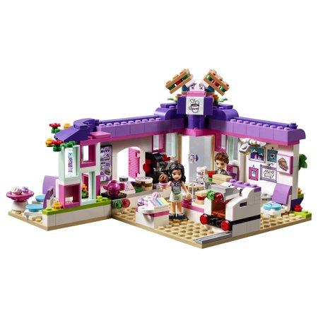 Lego Friends Emmas Art Caf 41336 Walmart