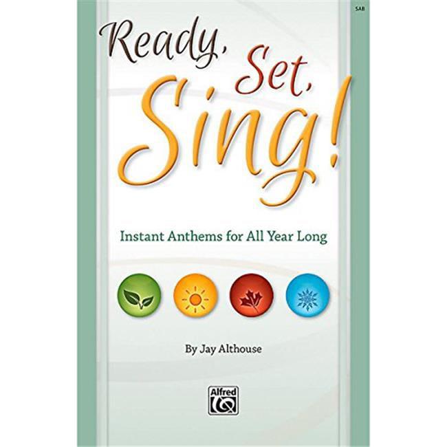 Alfred Music 00-44094 Ready Set Sing - Listening CD