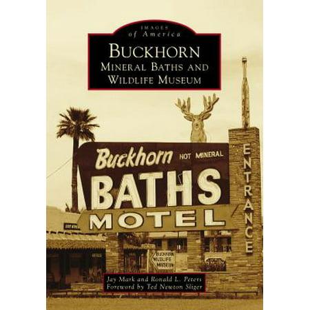 Buckhorn Mineral Baths & Wildlife Museum