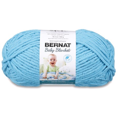 Bernat Baby Blanket Big Ball Yarn