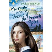 Barney and the Secret of the French Spies - eBook