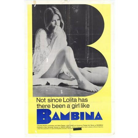 Bambina POSTER Movie (27x40)