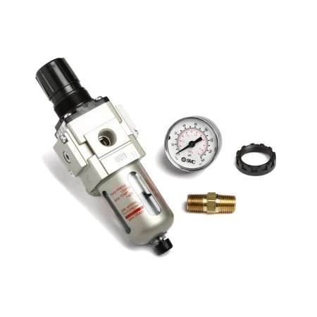 NOS 14250NOS Nitrous Refill Station Transfer Pump Kit; Regulator; Filter/Water Separator; Driving Air Supply Should Contain Wtr Separator/Be Filtered To 10 Micron For Max. Pump Life; - Nos Refill Pump