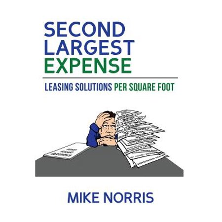 Second Largest Expense : Leasing Solutions Per Square (Average House Cleaning Cost Per Square Foot)