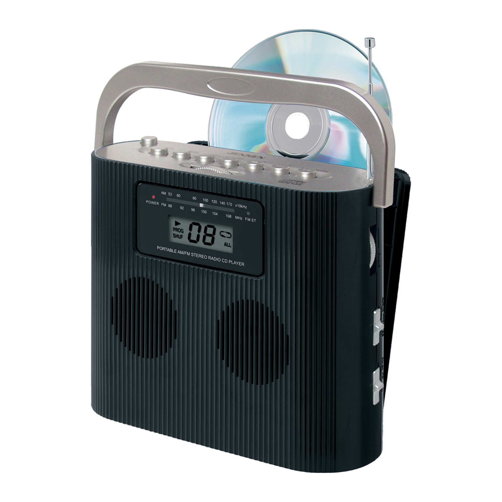 High Quality Jensen SMPS 550 Portable Stereo Speaker For IPad/iPad 2   Walmart.com