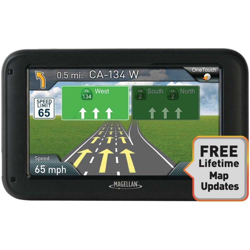 "Magellan Rm5322sgluc RoadMate 5322-lm 5"" GPS Device with Free Lifetime Maps"