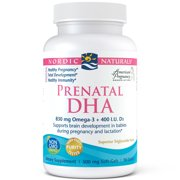 Best Dha Supplements - Nordic Naturals Prenatal DHA, 830 mg, 90 ct Review