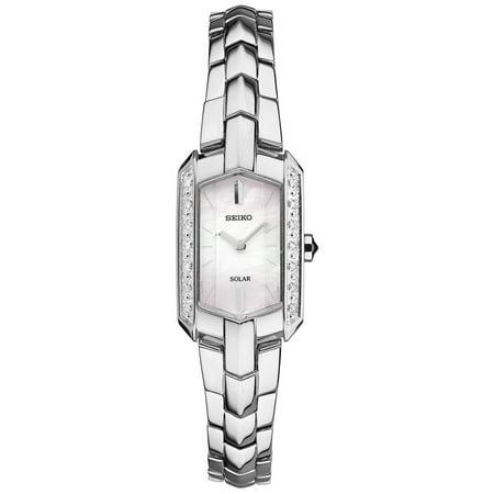 Women's Solar 14 Diamond Tressia Dress Watch