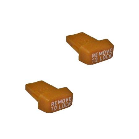 Ryobi 2 Pack Of Genuine OEM Replacement Tile Saw Switch Keys 080009019088-2PK - image 1 de 1