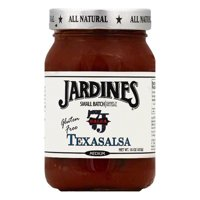 Jardines Texasalsa Medium Salsa, 16 OZ (Pack of 6)