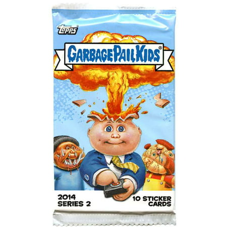 Garbage Pail Kids 2014 Series 2 Trading Card (Garbage Pail Kids Cards)