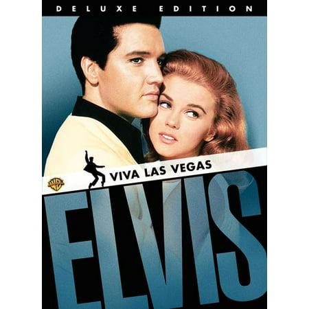 Viva Las Vegas (1964) 11x17 Movie Poster (UK)](Vegas Halloween Pics)