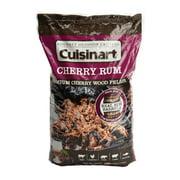 Cuisinart Premium Cherry Rum BBQ Smoking Pellets - 20 lb Bag
