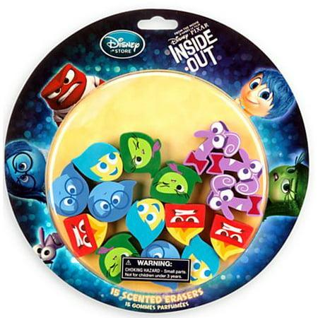 Disney / Pixar Inside Out Scented Erasers - Scented Erasers